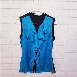 Karen Millen Sleeveless Blouse